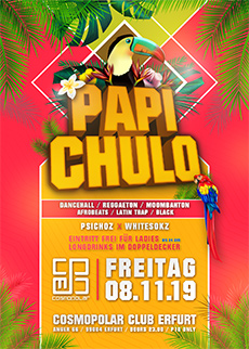 Flyer_A6_Papi_Chulo_20191108